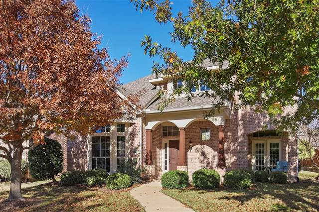 2324 Falcon Point Drive, Frisco, TX 75033 (MLS #14228415) :: RE/MAX Town & Country