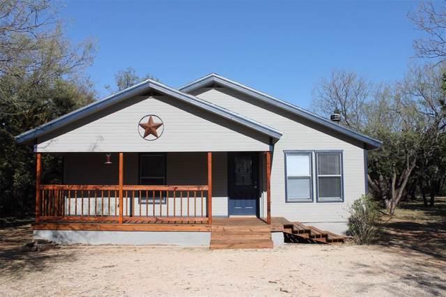 118 Rick Road, Buffalo Gap, TX 79508 (MLS #14228417) :: The Daniel Team