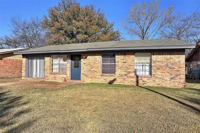 617 E Martin Lane, Sherman, TX 75090 (MLS #14228418) :: RE/MAX Town & Country