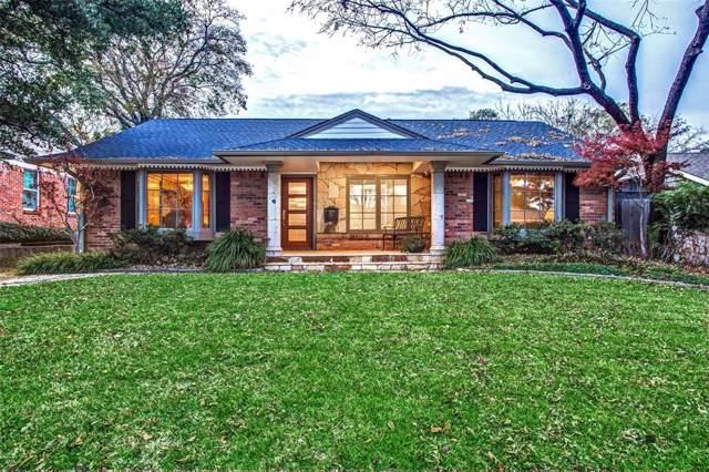 8808 Larchwood Drive, Dallas, TX 75238 (MLS #14228429) :: The Sarah Padgett Team