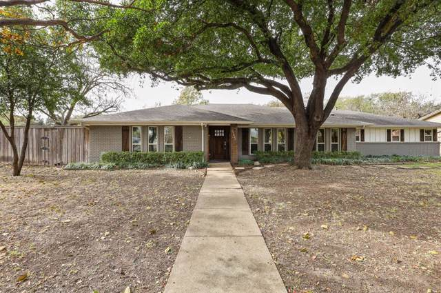11807 Jamestown Road, Dallas, TX 75230 (MLS #14228442) :: Van Poole Properties Group