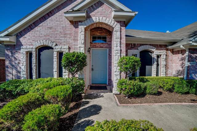 2103 Peacock Lane, Corinth, TX 76210 (MLS #14228447) :: Ann Carr Real Estate