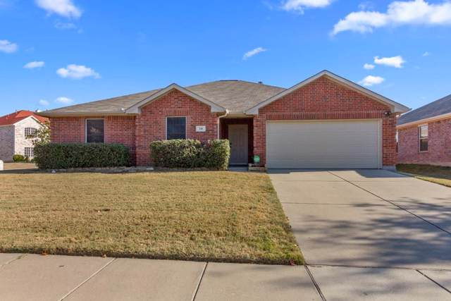248 Northwood Drive, Little Elm, TX 75068 (MLS #14228481) :: RE/MAX Town & Country