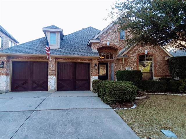 1908 Brookfield Way, Mckinney, TX 75072 (MLS #14228497) :: RE/MAX Town & Country