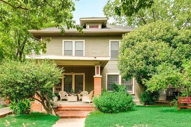 5819 Victor Street, Dallas, TX 75214 (MLS #14228498) :: The Kimberly Davis Group