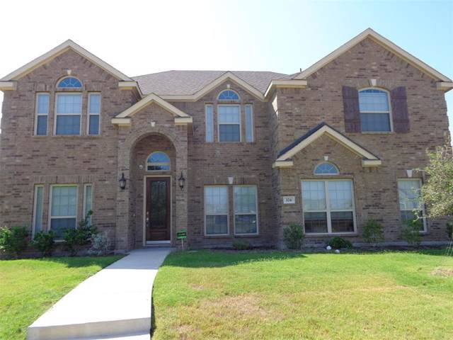 124 Spruce Street, Red Oak, TX 75154 (MLS #14228518) :: RE/MAX Town & Country