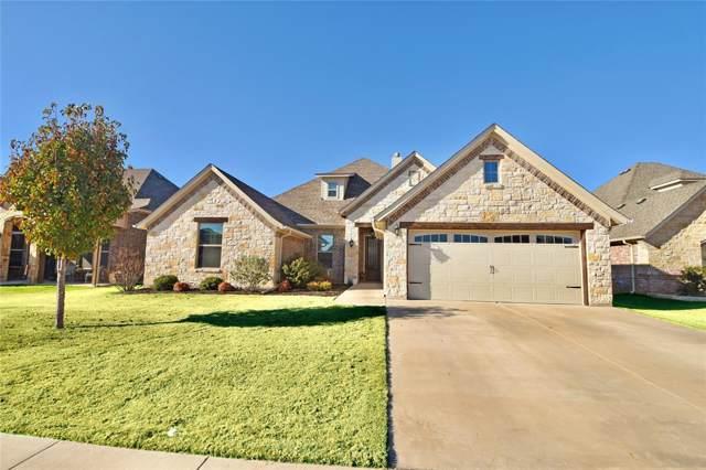 319 Oar Wood Drive, Granbury, TX 76049 (MLS #14228525) :: The Kimberly Davis Group