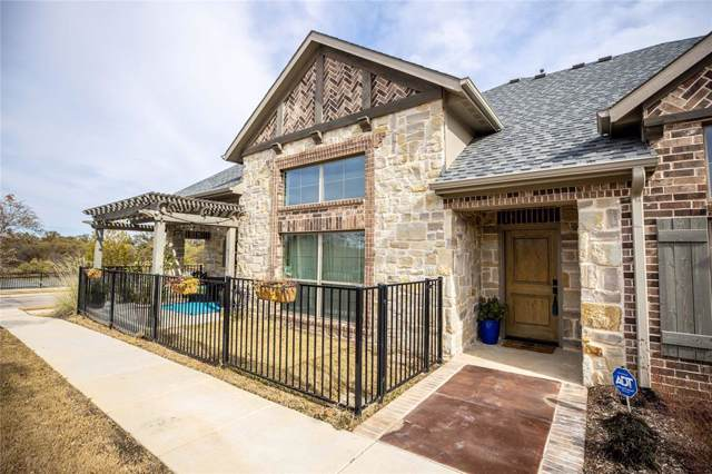 918 Hatton Sumner Place, Arlington, TX 76005 (MLS #14228530) :: RE/MAX Town & Country