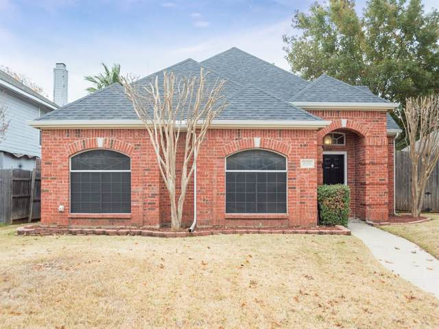 2135 Teal Court, Lewisville, TX 75077 (MLS #14228532) :: Vibrant Real Estate