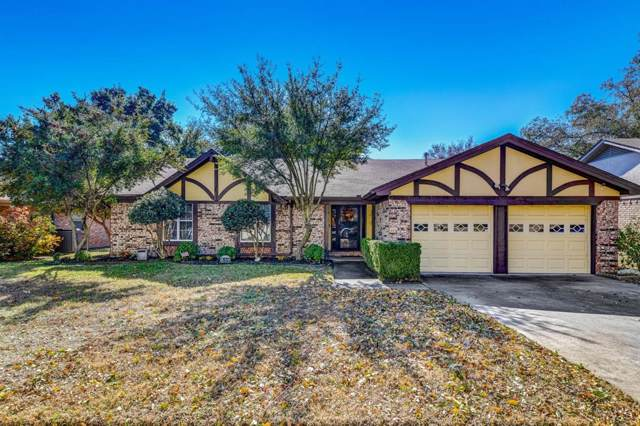 1632 Vicksburg Drive, Bedford, TX 76022 (MLS #14228541) :: RE/MAX Town & Country