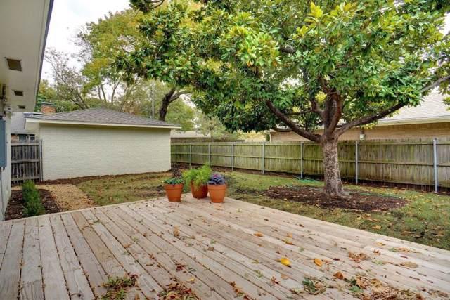 1130 N Cottonwood Drive, Richardson, TX 75080 (MLS #14228549) :: Tenesha Lusk Realty Group