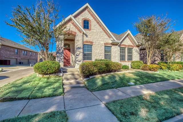1430 Petersburgh Place, Allen, TX 75013 (MLS #14228556) :: RE/MAX Town & Country
