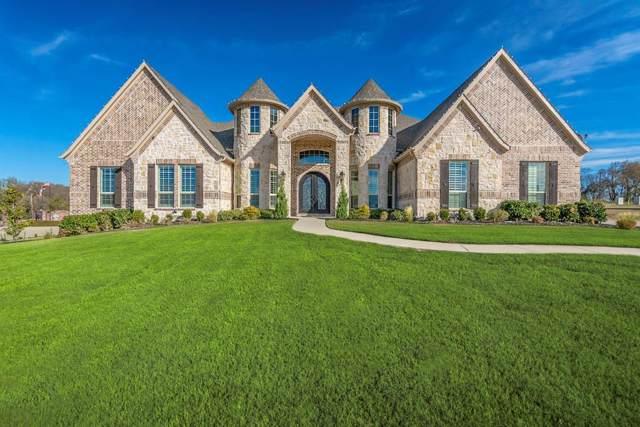 3003 Crossing Drive, Anna, TX 75409 (MLS #14228557) :: Van Poole Properties Group