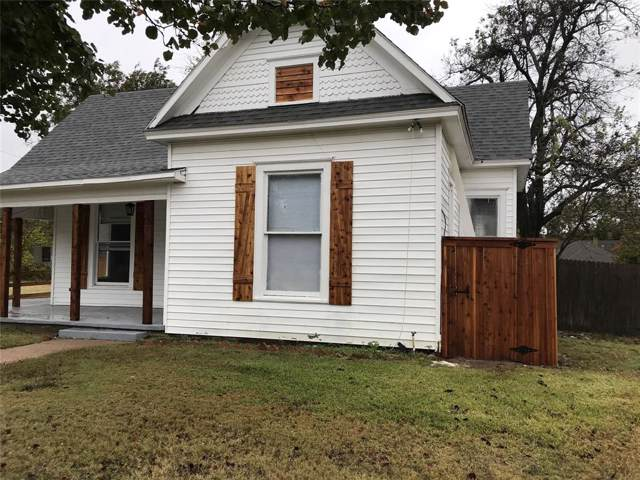 700 W Owings, Denison, TX 75020 (MLS #14228564) :: RE/MAX Town & Country