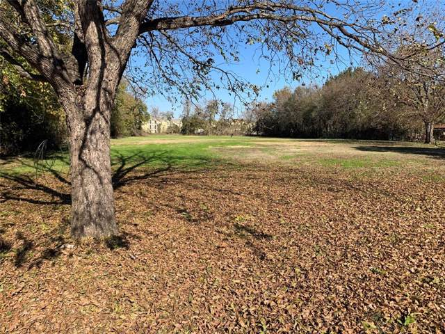 2712 S 2nd Street, Waco, TX 76706 (MLS #14228582) :: RE/MAX Town & Country