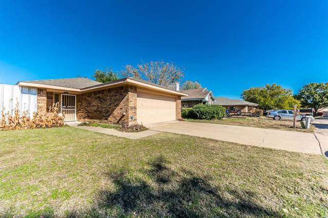 5409 Knollridge Drive, Garland, TX 75043 (MLS #14228584) :: RE/MAX Town & Country