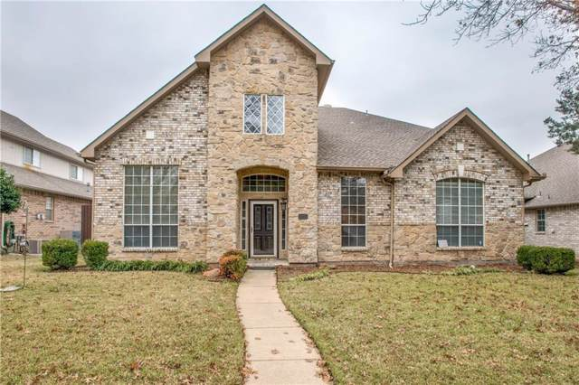 113 Branchwood Trail, Coppell, TX 75019 (MLS #14228597) :: Hargrove Realty Group