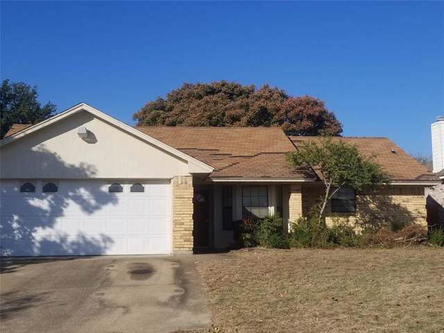 4613 Deal Drive, Fort Worth, TX 76135 (MLS #14228609) :: Tenesha Lusk Realty Group