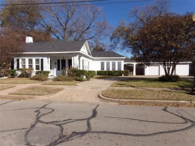 702 N Preston, Ennis, TX 75119 (MLS #14228612) :: RE/MAX Town & Country
