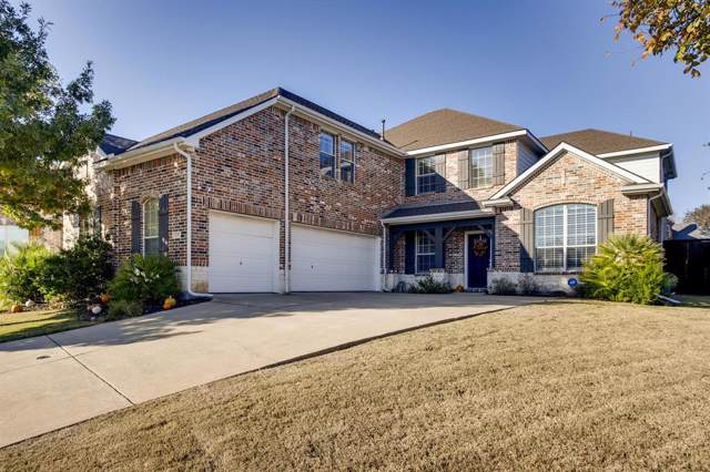 1170 Waterwood Circle, Rockwall, TX 75087 (MLS #14228615) :: RE/MAX Town & Country