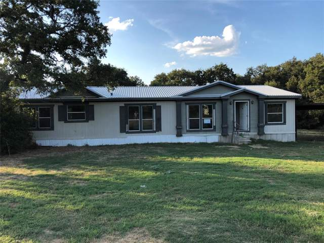 1836 County Road 488, Ranger, TX 76470 (MLS #14228619) :: RE/MAX Pinnacle Group REALTORS