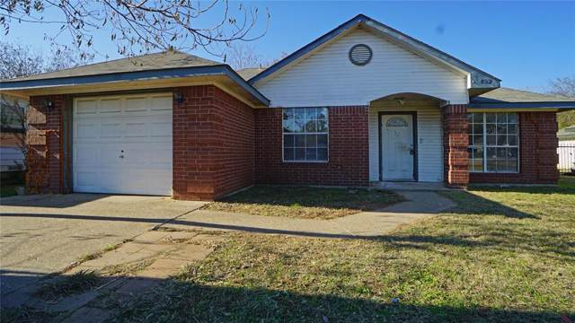 433 Ard Road, Seagoville, TX 75159 (MLS #14228621) :: RE/MAX Town & Country