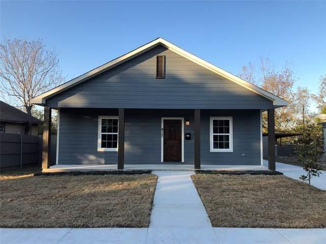917 E Ramsey Avenue, Fort Worth, TX 76104 (MLS #14228624) :: Tenesha Lusk Realty Group