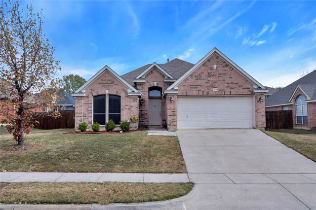 7624 Lawnsberry Drive, Fort Worth, TX 76137 (MLS #14228625) :: RE/MAX Town & Country
