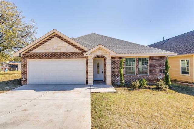 4113 Fair Park Boulevard, Fort Worth, TX 76115 (MLS #14228626) :: North Texas Team | RE/MAX Lifestyle Property