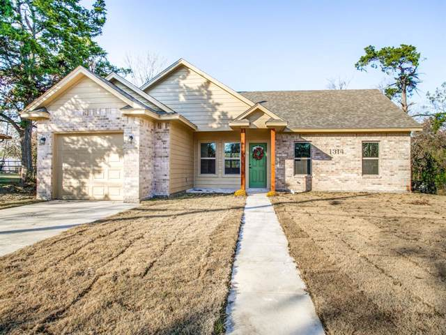 1314 Division Street, Greenville, TX 75401 (MLS #14228627) :: Potts Realty Group
