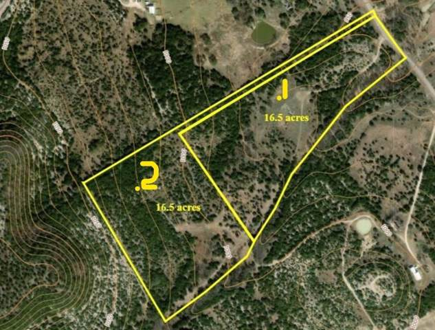 TBD 2 County Road 2008, Glen Rose, TX 76043 (MLS #14228634) :: The Good Home Team