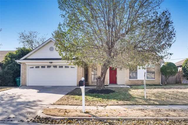 6516 Kary Lynn Drive N, Watauga, TX 76148 (MLS #14228646) :: RE/MAX Town & Country
