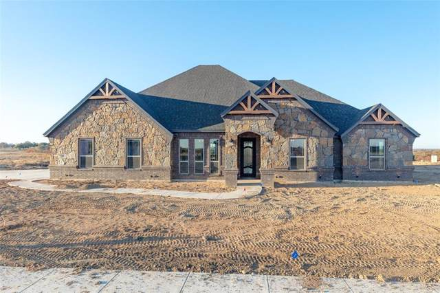 2132 Vanderbilt Drive, Weatherford, TX 76088 (MLS #14228667) :: Team Tiller