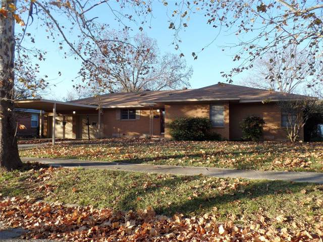 1715 Laurel Road, Gainesville, TX 76240 (MLS #14228669) :: The Kimberly Davis Group