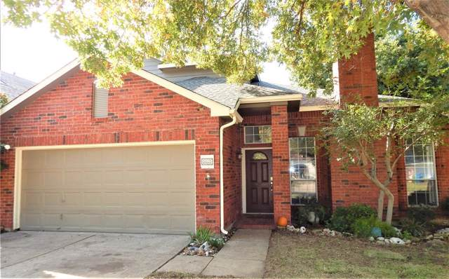 2605 Normandy Drive, Flower Mound, TX 75028 (MLS #14228691) :: Lynn Wilson with Keller Williams DFW/Southlake
