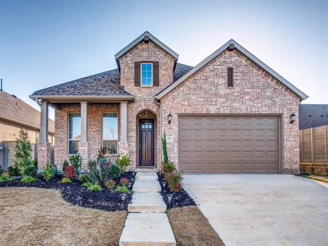 1717 Heron Way, Northlake, TX 76226 (MLS #14228695) :: The Real Estate Station