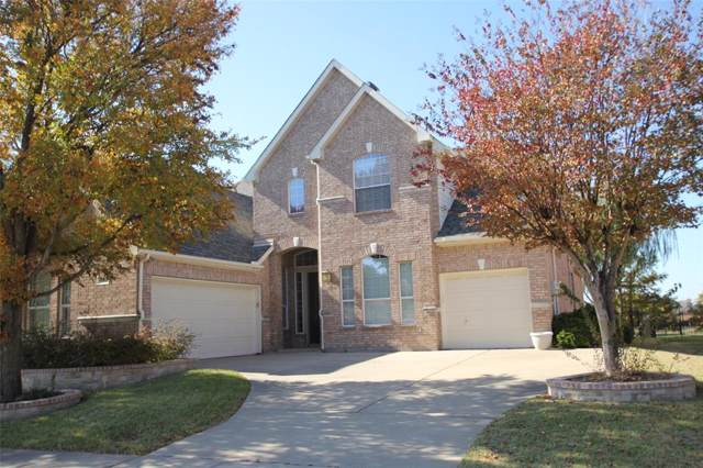 4389 Constitution Drive, Frisco, TX 75034 (MLS #14228701) :: Vibrant Real Estate