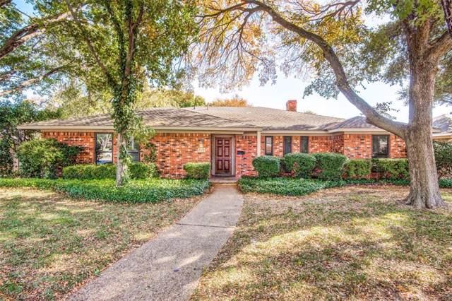 703 S Grove Road, Richardson, TX 75081 (MLS #14228709) :: Robbins Real Estate Group