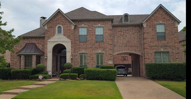 3375 Waycross Lane, Frisco, TX 75033 (MLS #14228723) :: RE/MAX Town & Country