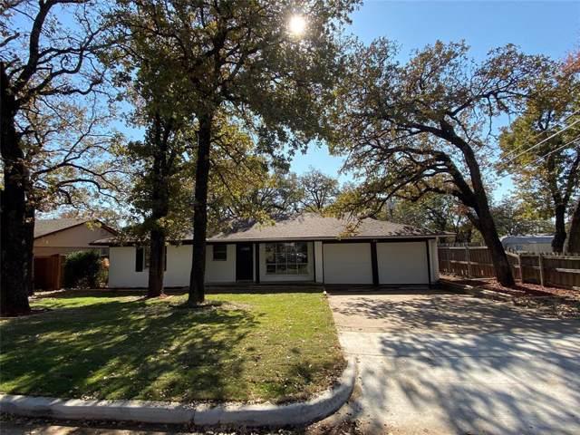 4709 Woody Lane, Forest Hill, TX 76140 (MLS #14228730) :: Team Tiller
