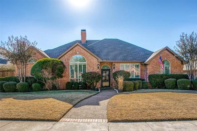 2404 Bowie Drive, Plano, TX 75025 (MLS #14228731) :: Frankie Arthur Real Estate
