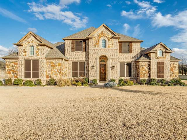 640 Prairie Timber Road, Burleson, TX 76028 (MLS #14228734) :: RE/MAX Town & Country