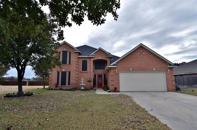 417 Carriage Lane, Saginaw, TX 76179 (MLS #14228735) :: RE/MAX Town & Country