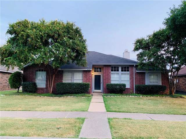 4141 Fryer Street, The Colony, TX 75056 (MLS #14228736) :: Vibrant Real Estate
