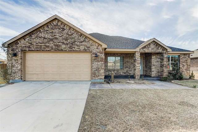 349 Valley Drive, Aubrey, TX 76227 (MLS #14228739) :: Frankie Arthur Real Estate