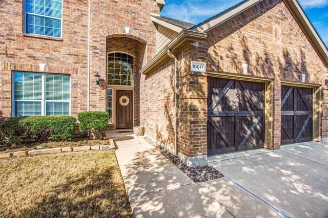10017 Links Fairway Drive, Rowlett, TX 75089 (MLS #14228743) :: The Kimberly Davis Group
