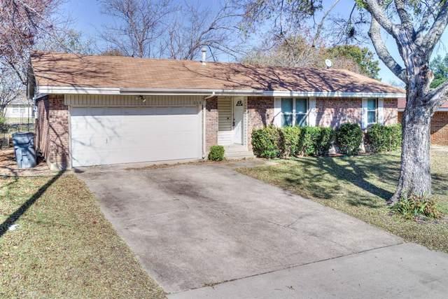 313 Allenwood Drive, Allen, TX 75002 (MLS #14228755) :: The Kimberly Davis Group