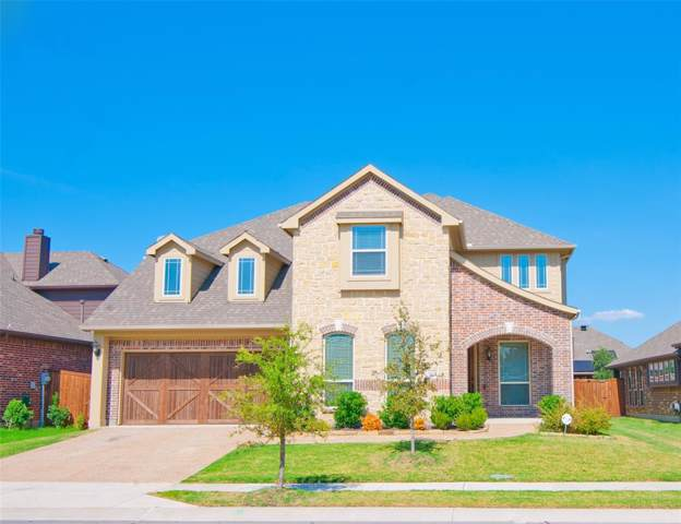 1505 Wright Street, Savannah, TX 76227 (MLS #14228763) :: The Kimberly Davis Group