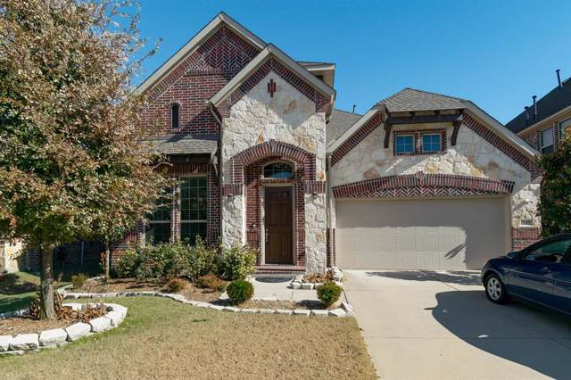 2105 Indigo Drive, Mckinney, TX 75072 (MLS #14228772) :: RE/MAX Town & Country