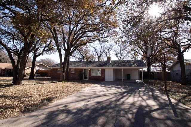 159 Tanglewood Street, Bowie, TX 76230 (MLS #14228774) :: The Heyl Group at Keller Williams